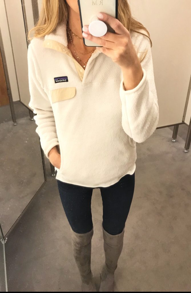 MUST SEE - black friday sales 2017 - women's patagonia pullover on sale