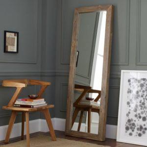 Diy Large Leaning Floor Mirror Pinteresting Plans