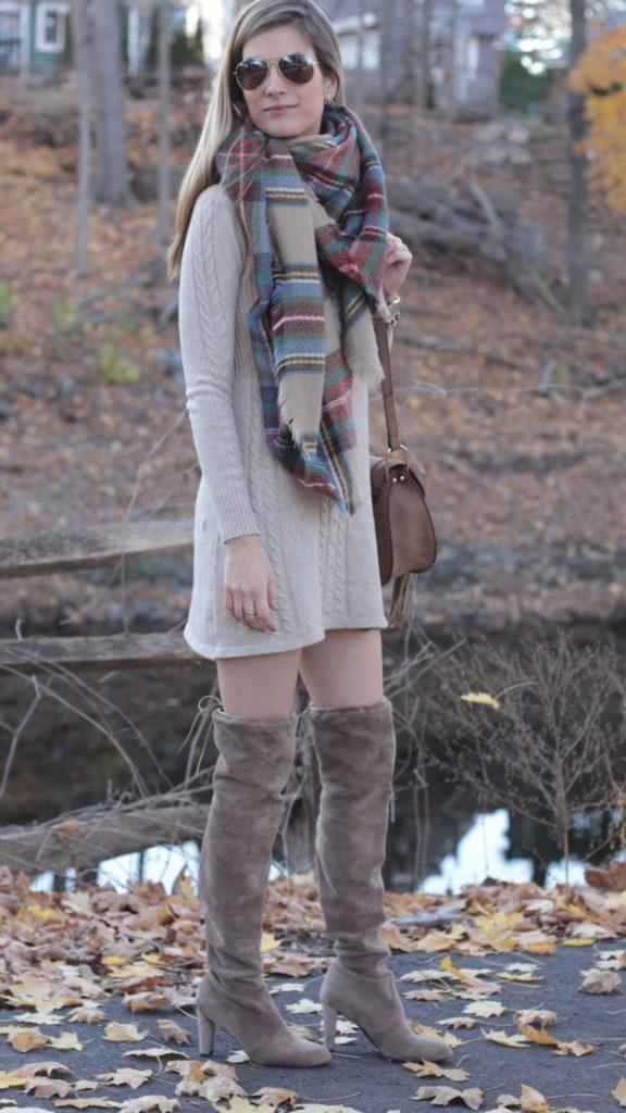 add0e0aeefa Ten Best Sweater Dresses To Wear This Holiday Season - Pinteresting ...