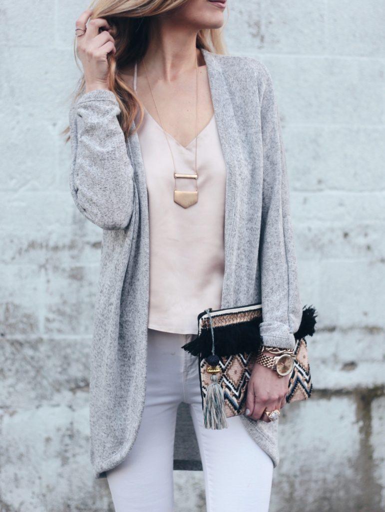 adjustable length statement necklace