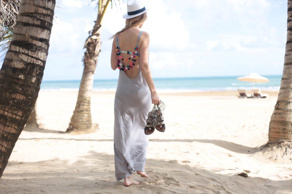 the ocean at the st. regis Bahia beach resort