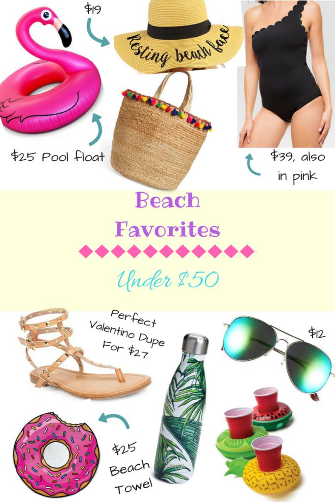 Fun Pool Accessories Under $50