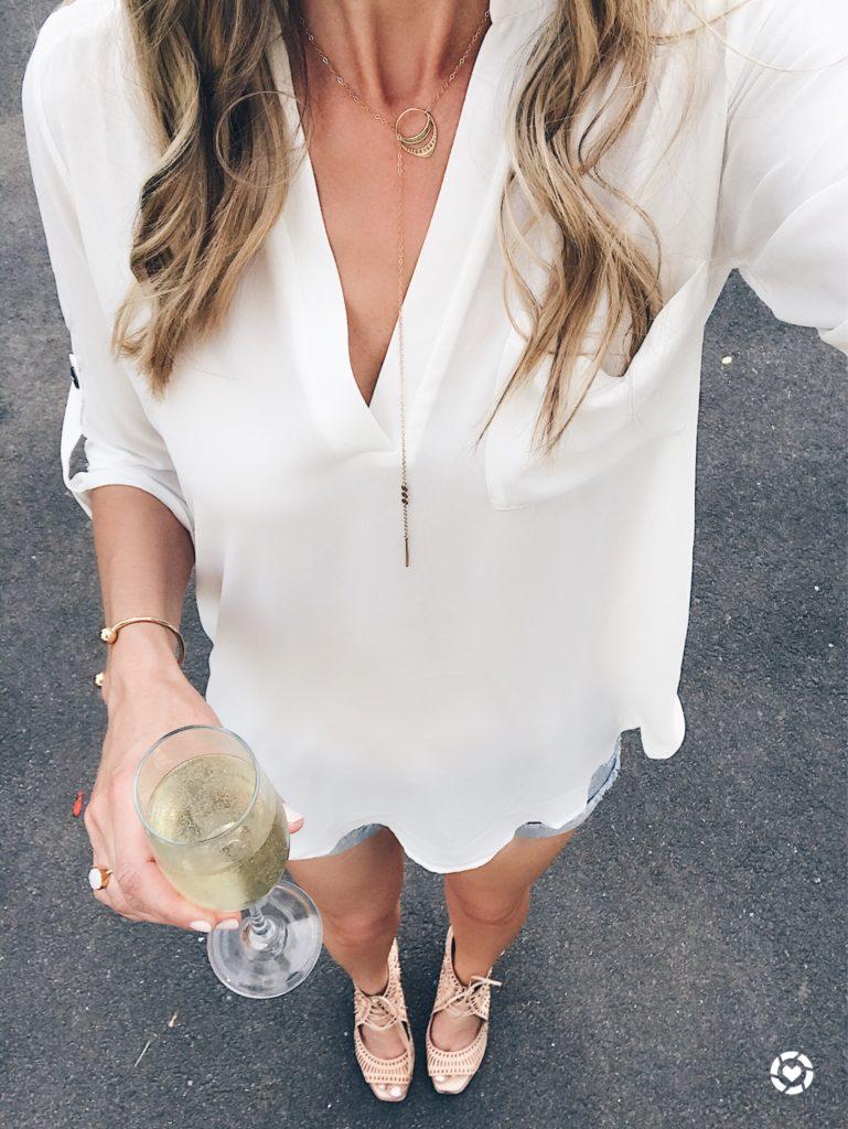 8bc1a5fffb9 Summer Sale Outfit Favorites via Pinteresting Plans Instagram