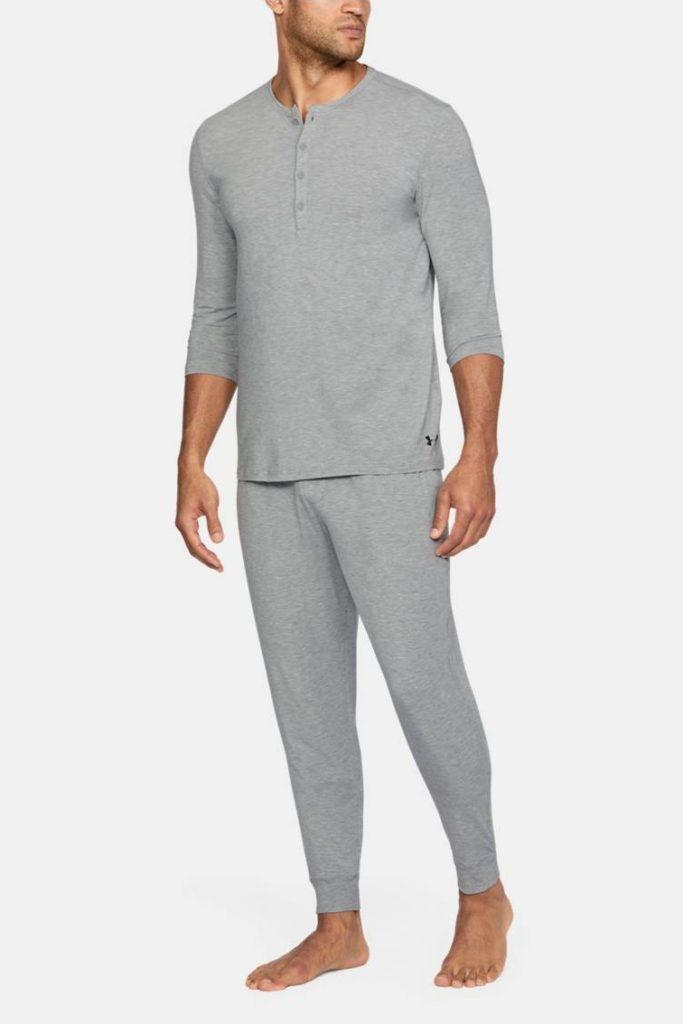 gifts for guys under $50 - splurge idea athlete recovery sleepwear