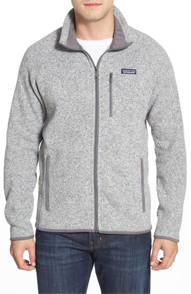 gifts for guys under $50 - splurge gift - Patagonia men's jacket