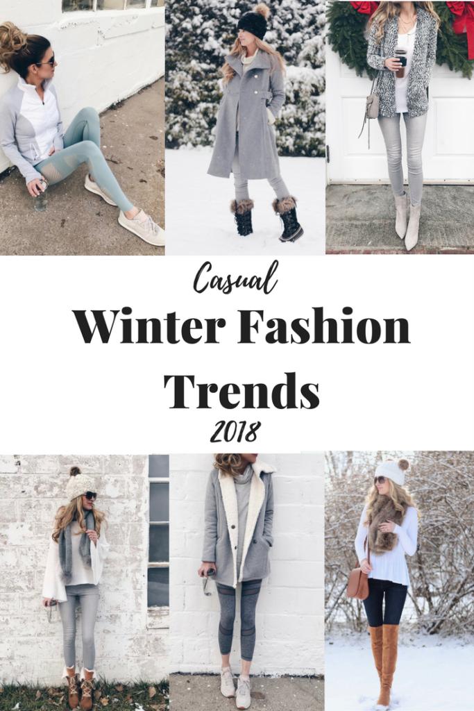 Casual Winter Fashion Trends 2018 - PinterestingPlans