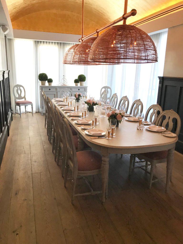 delamar hotel review - artisan restuarant at the west hartford hotel