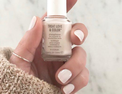 essie treat love color in a blush spring nail polish shades 2018