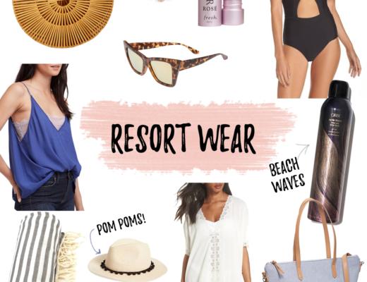 resort wear clothing