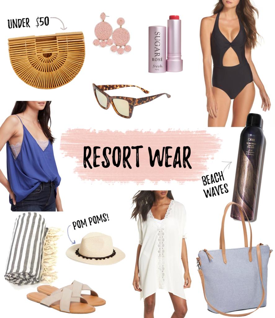 resort wear clothing favorites 2018