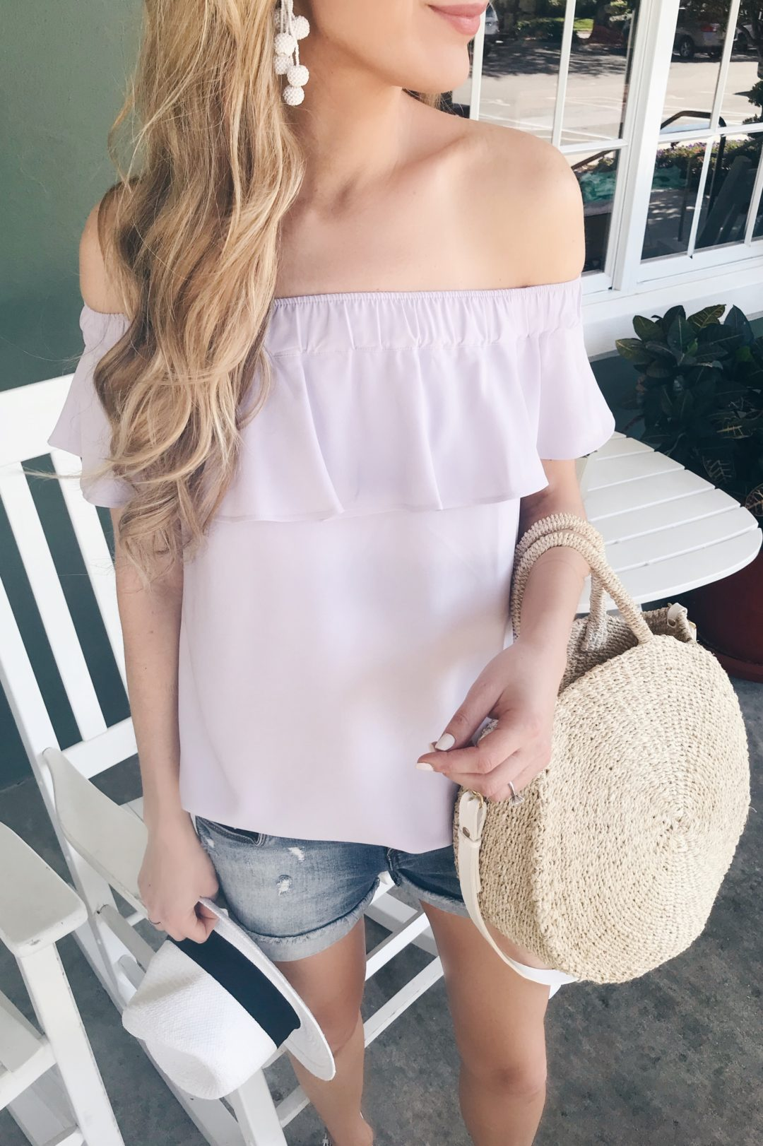 tips for packing light - wear you sundress tucked in as a shirt on pinterestingplans connecticut lifestyle blog