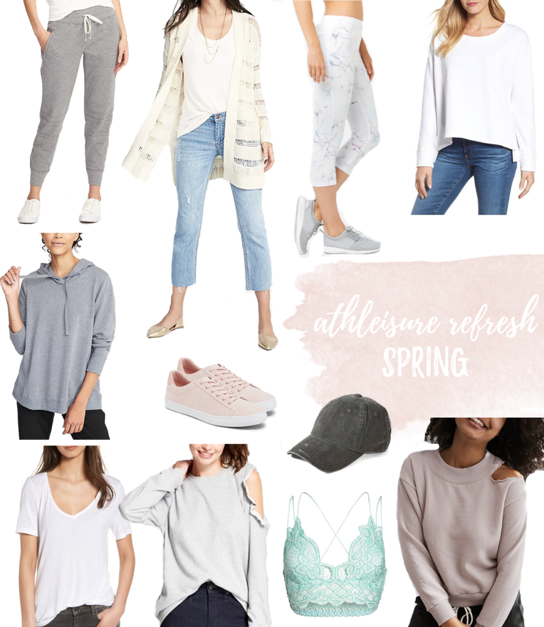 athleisure spring picks 2018
