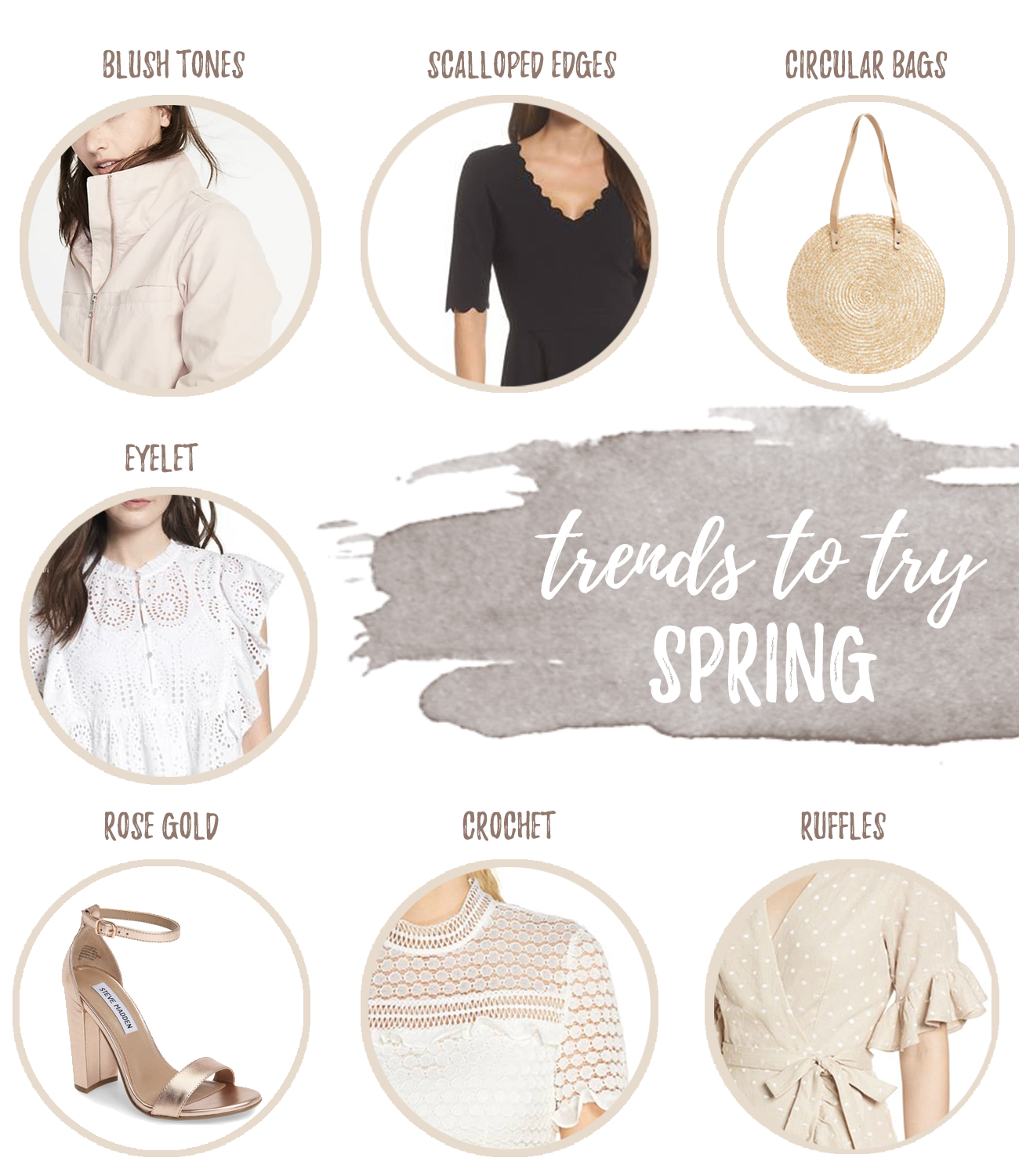 Not Too Trendy Spring Trends 2018 | Pinteresting Plans, a Connecticut Style Blog