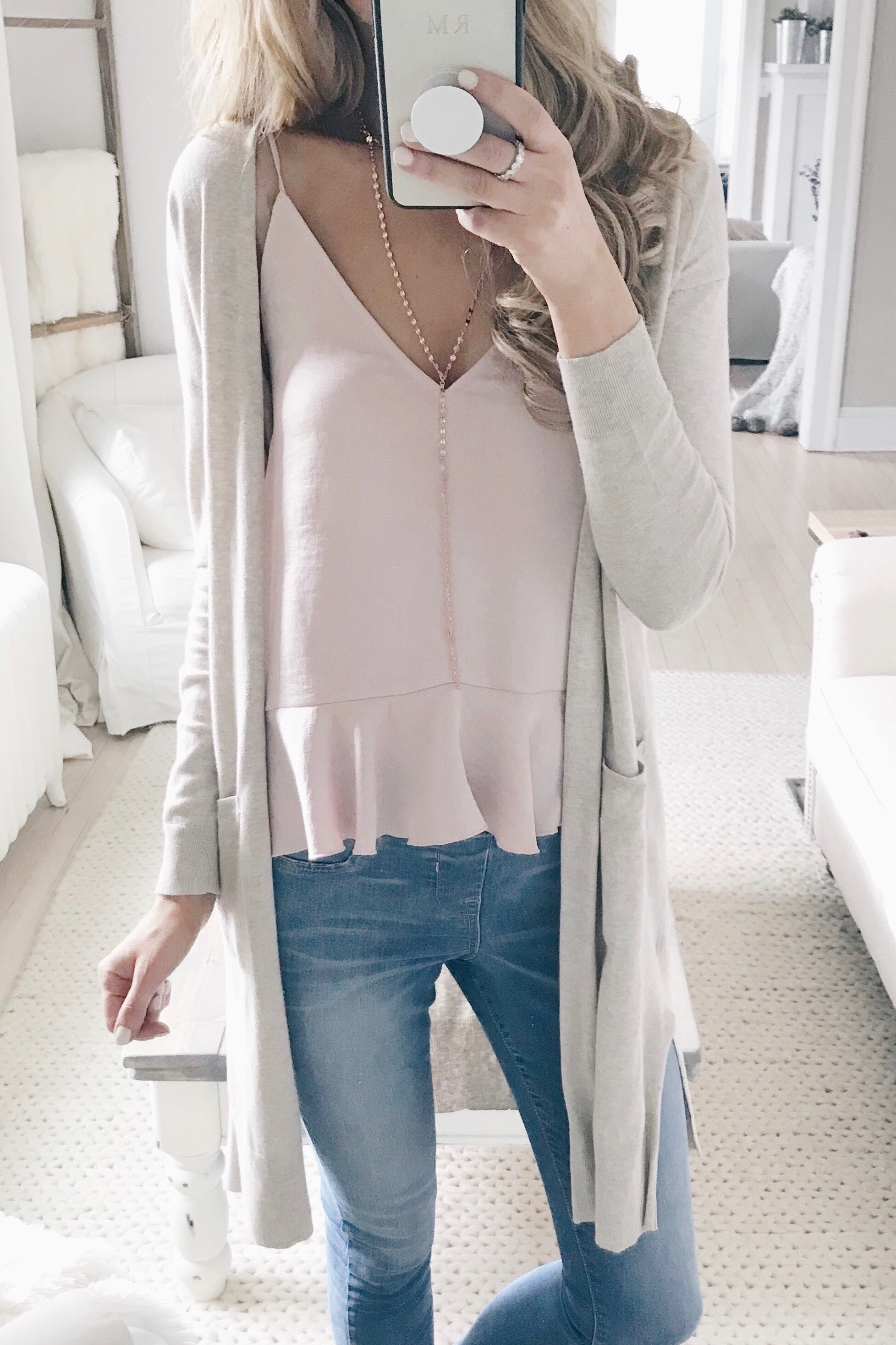 7 Spring cardigans you will want in your closet - long open front sweater cardigan