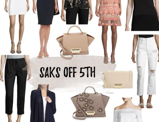 Saks off 5th designer event SALE