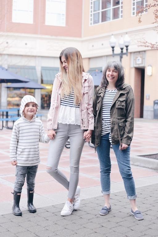 Mother's Day Makeover on Pinteresting Plans fashoin blog
