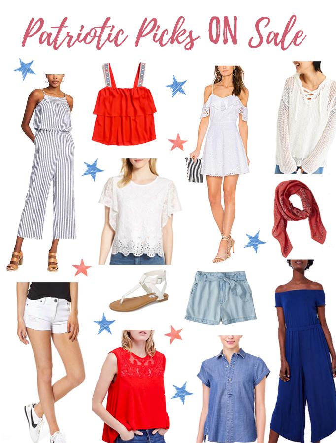 patriotic picks on sale