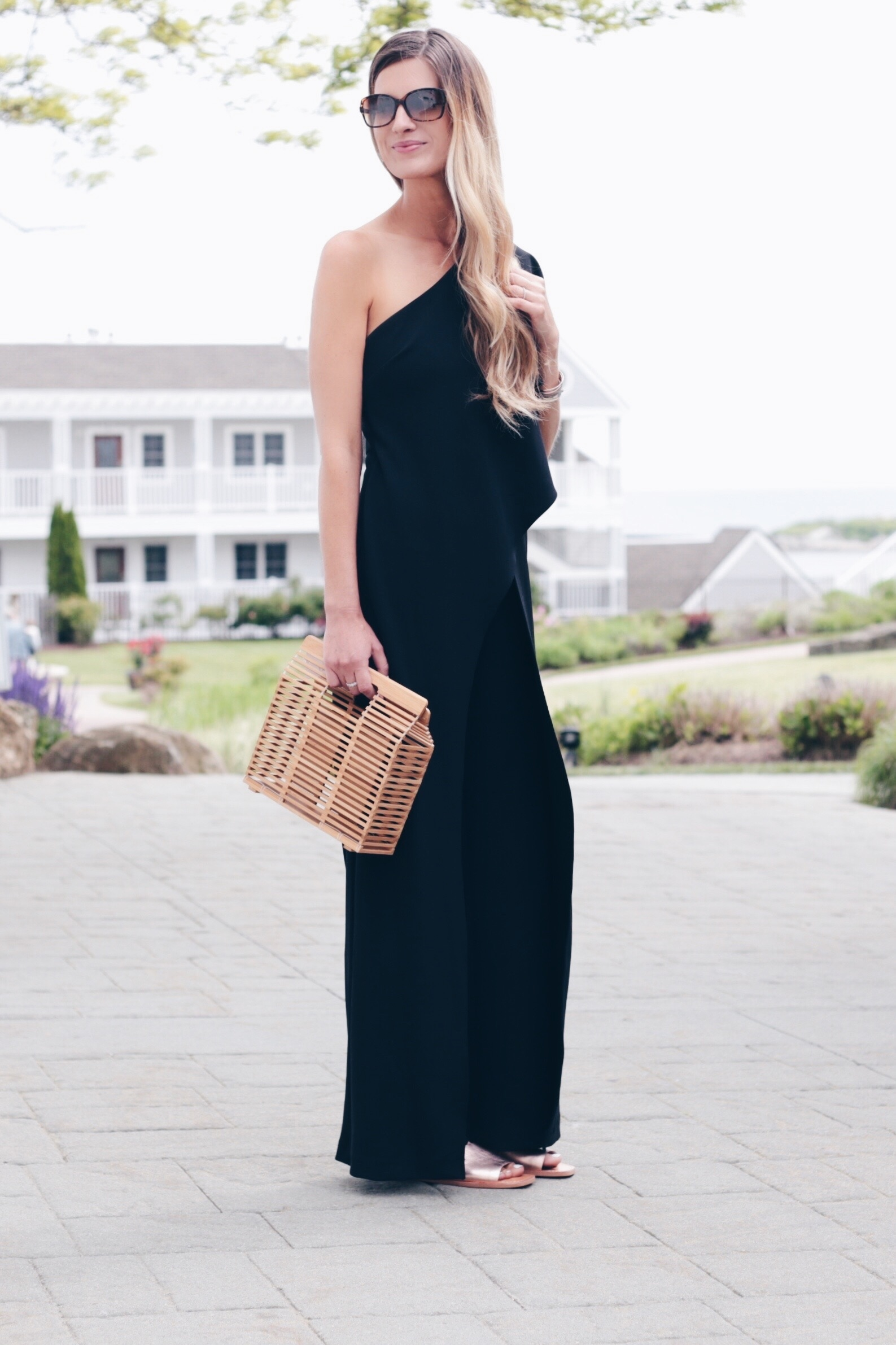 Formal Jumpsuit Chic And Comfortable Wedding Guest Attire