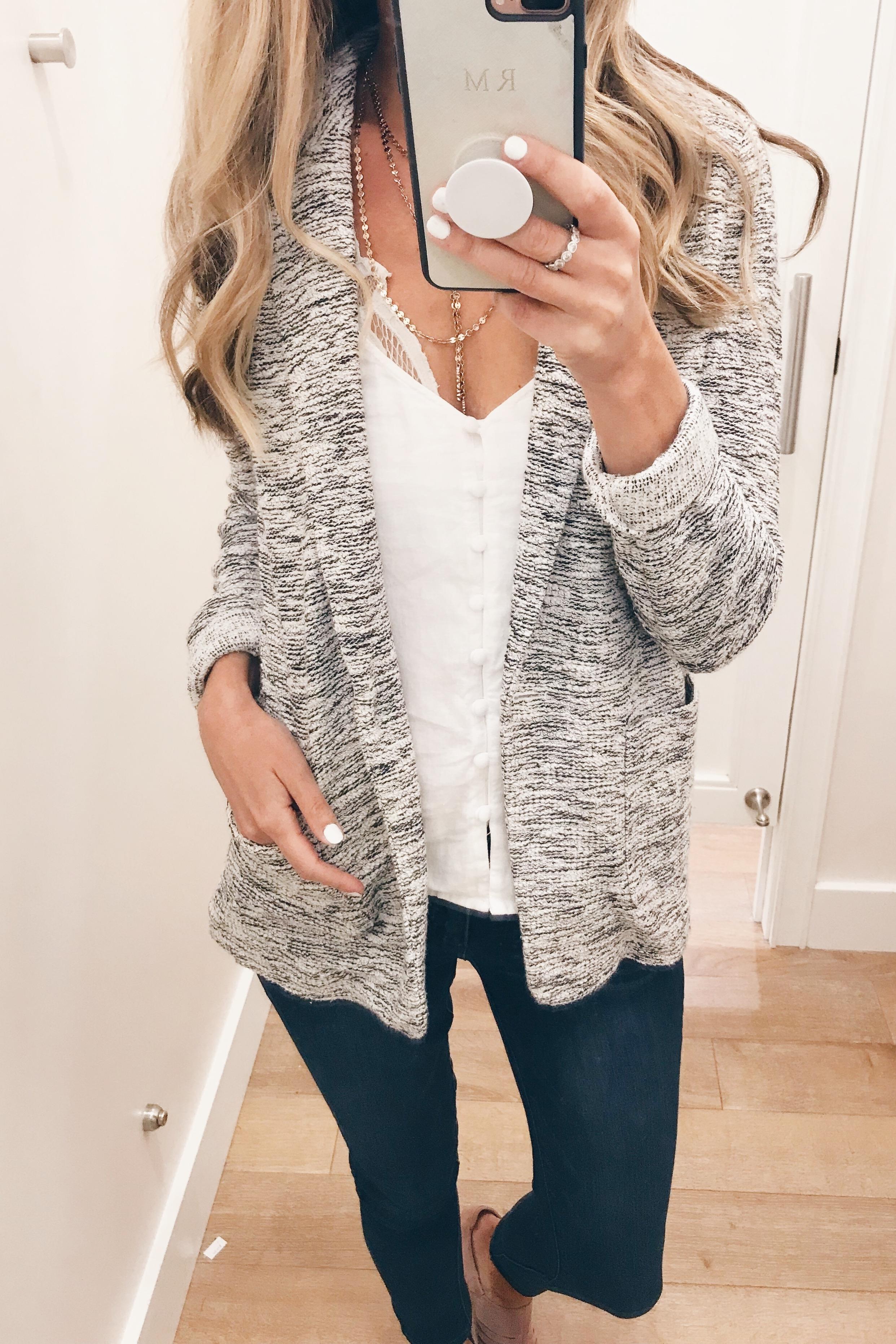 LOFT July 2018 Sale - Knit Blazer