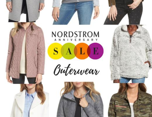 Nordstrom Anniversary Sale Outerwear Picks 2018 on Pinteresting Plans Connecticut FAshion Blog