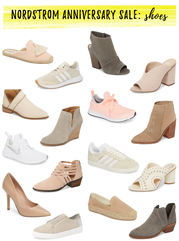 nordstrom shoe sale 2018