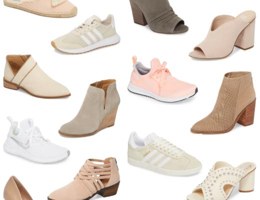 Nordstrom Anniversary Sale 2018 Shoe Picks on Pinteresting Plans Blog