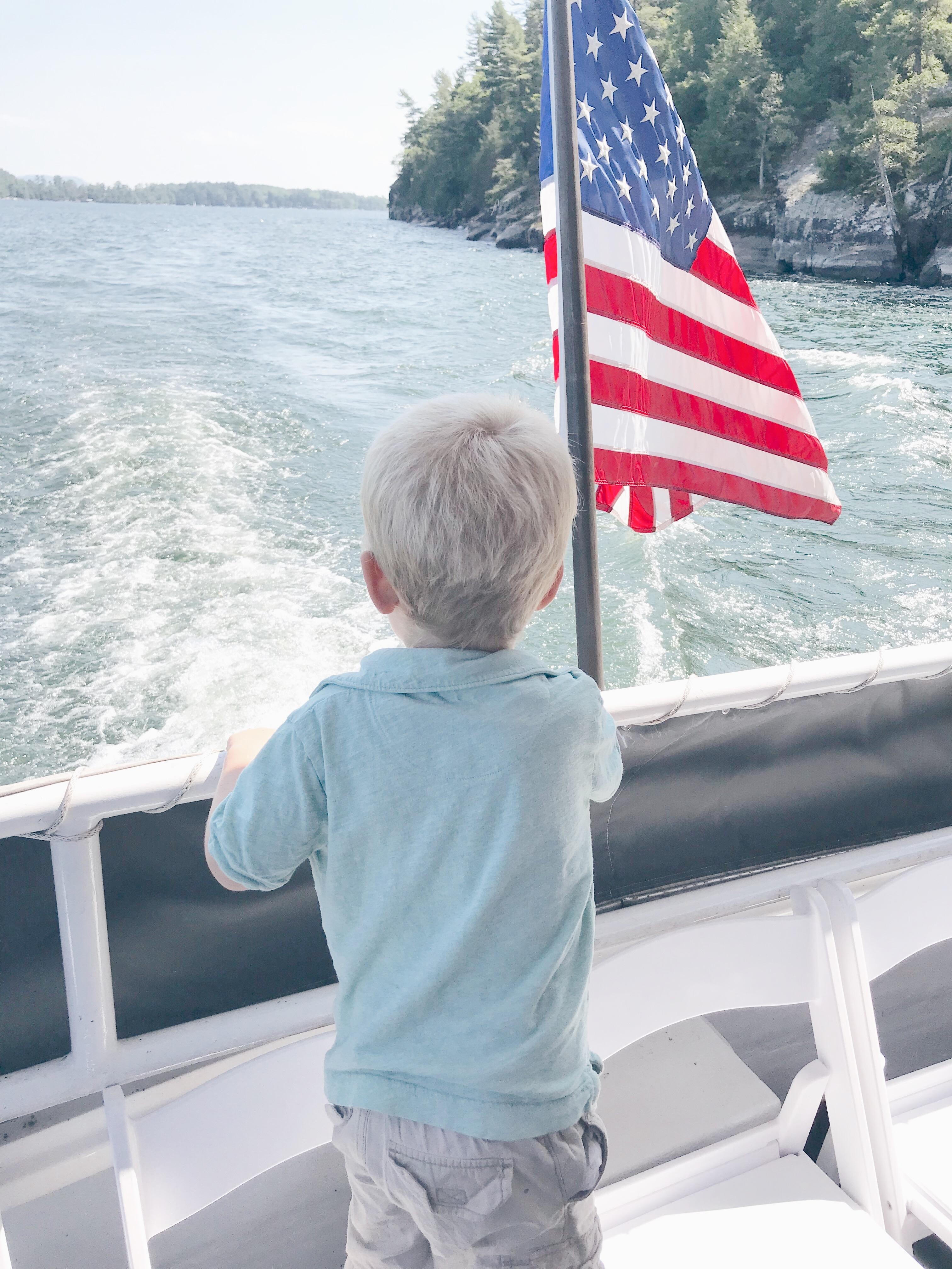 Basin Harbor Resort Review - Boat Time