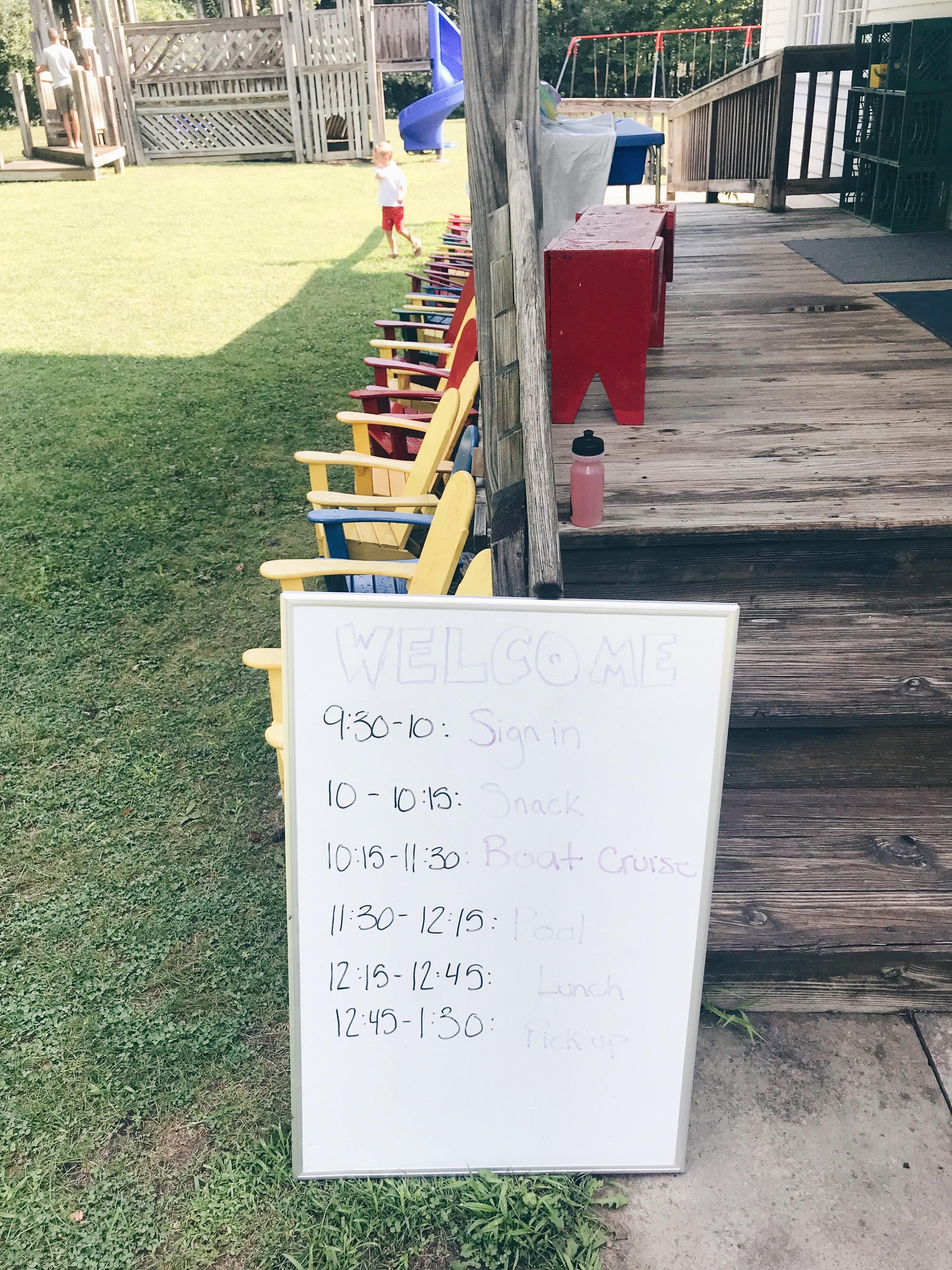 Basin Harbor Resort Review - Kids Camp Schedule