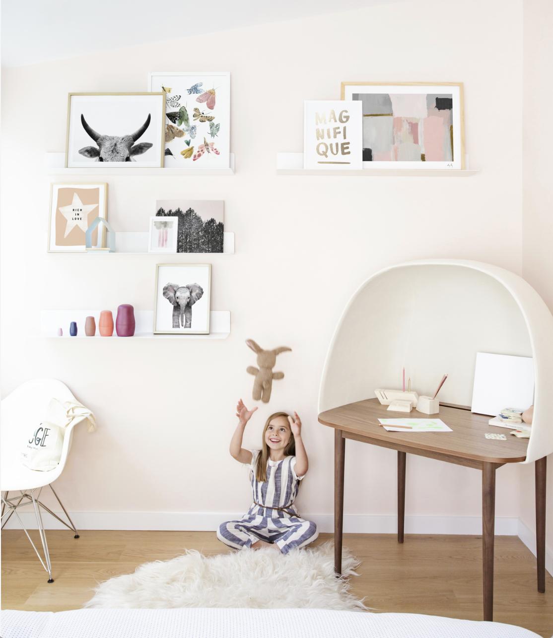 tips for picking art for your home - Children's art on Pinteresting Plans