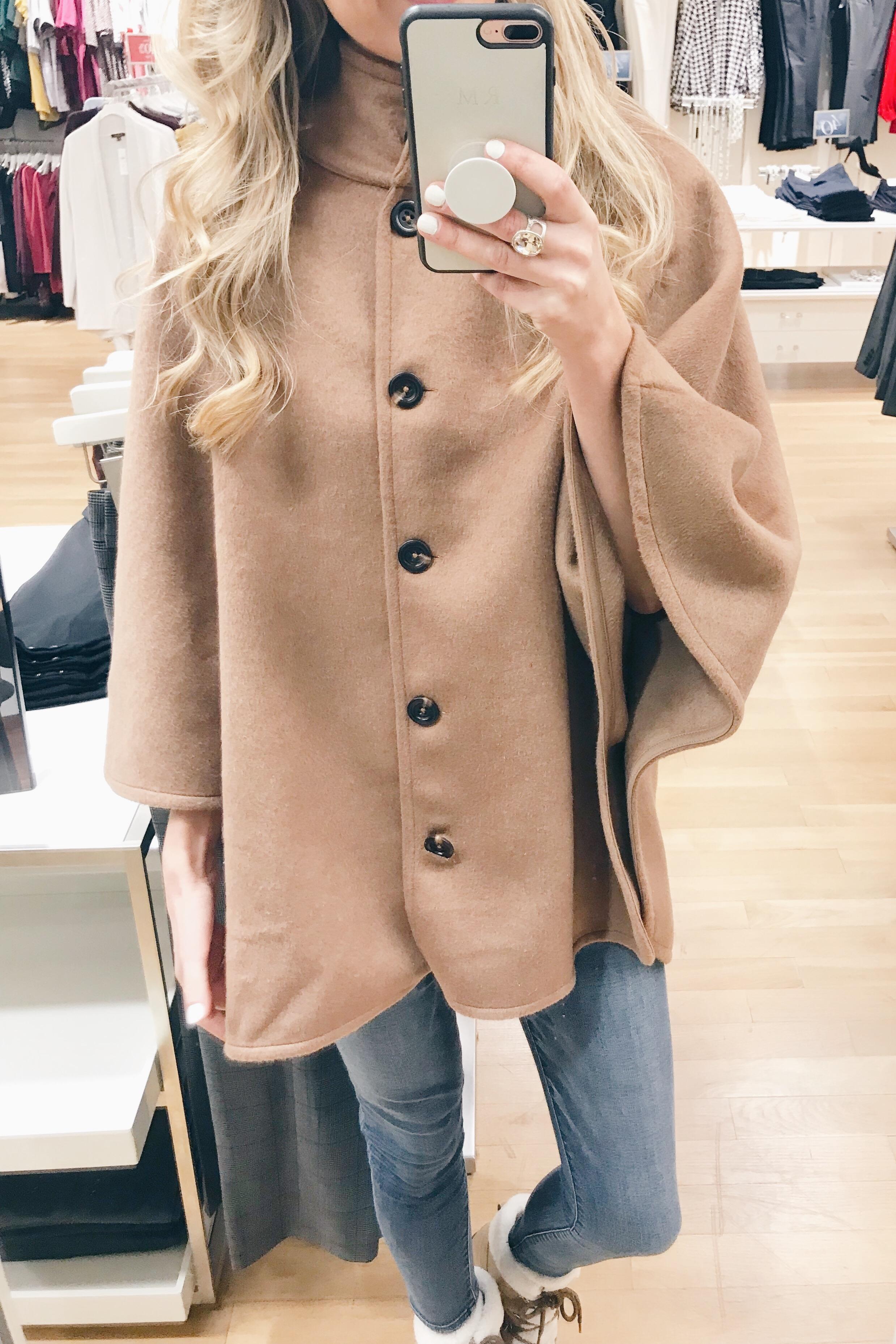 veteran's day weekend sale round up 2018 women's camel cape