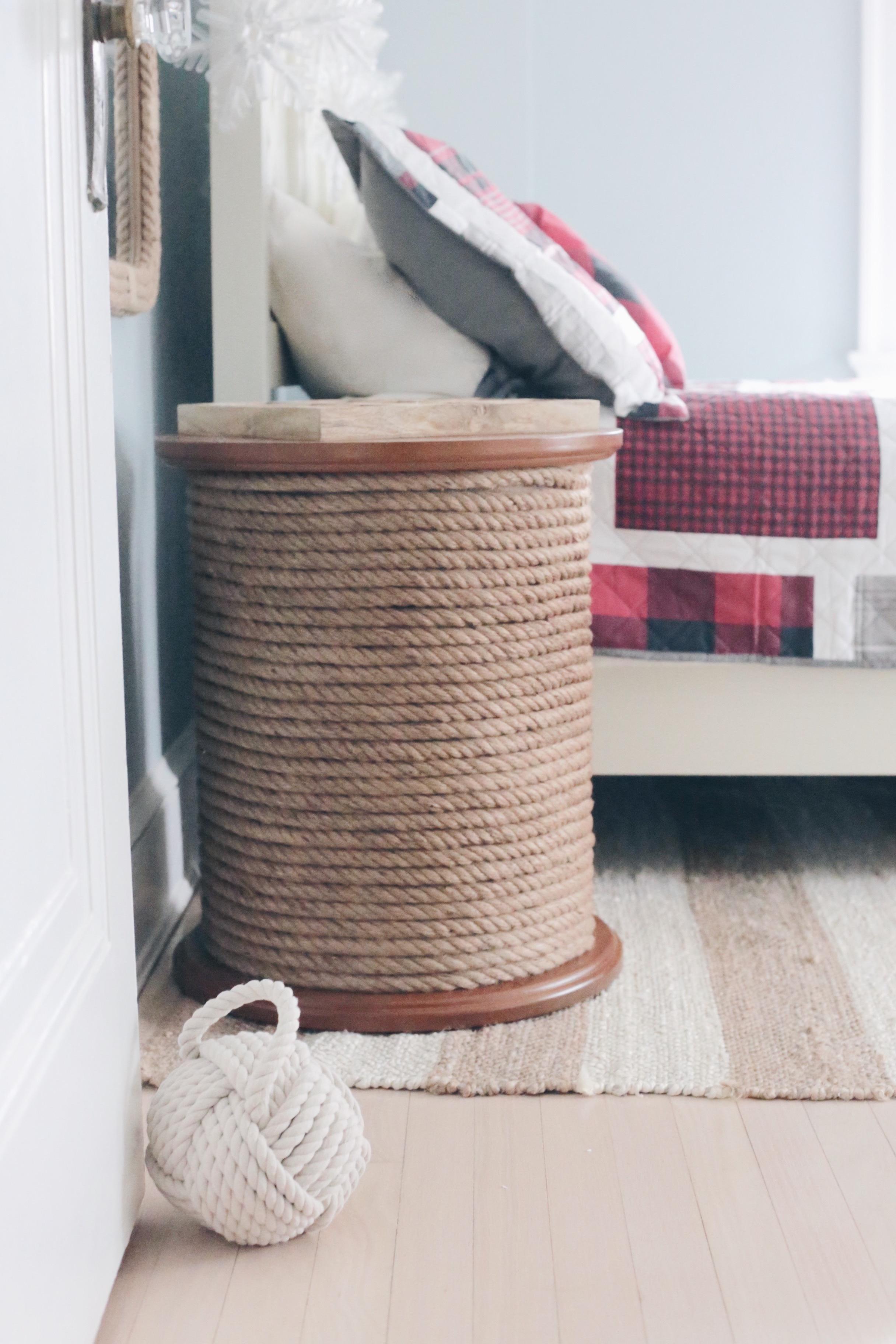 boys bedroom ideas - nautical themed boys bedroom via pinteresting plans style blog
