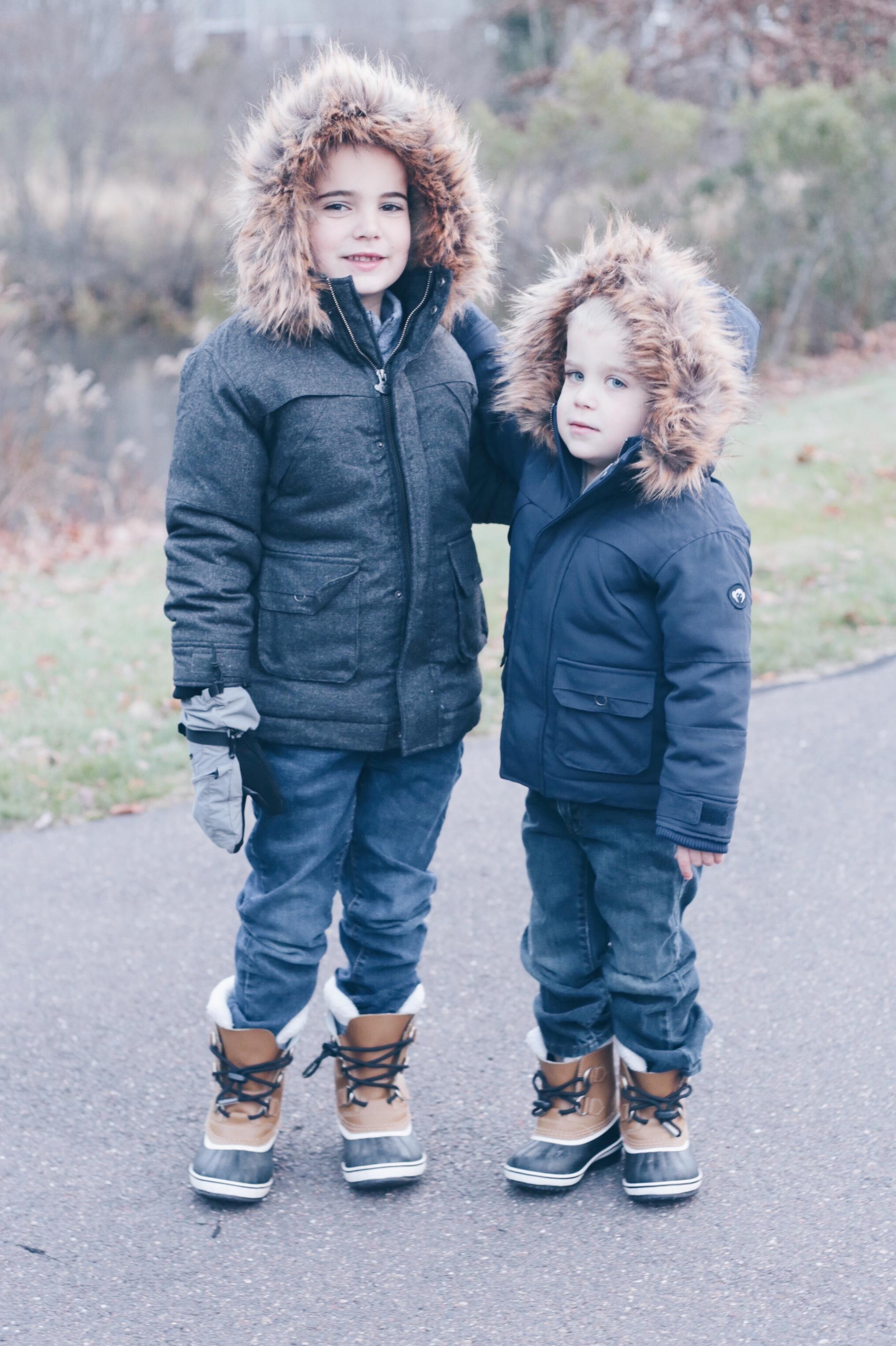 fur trim hooded boys' coats on pinteresting plans fashion blog