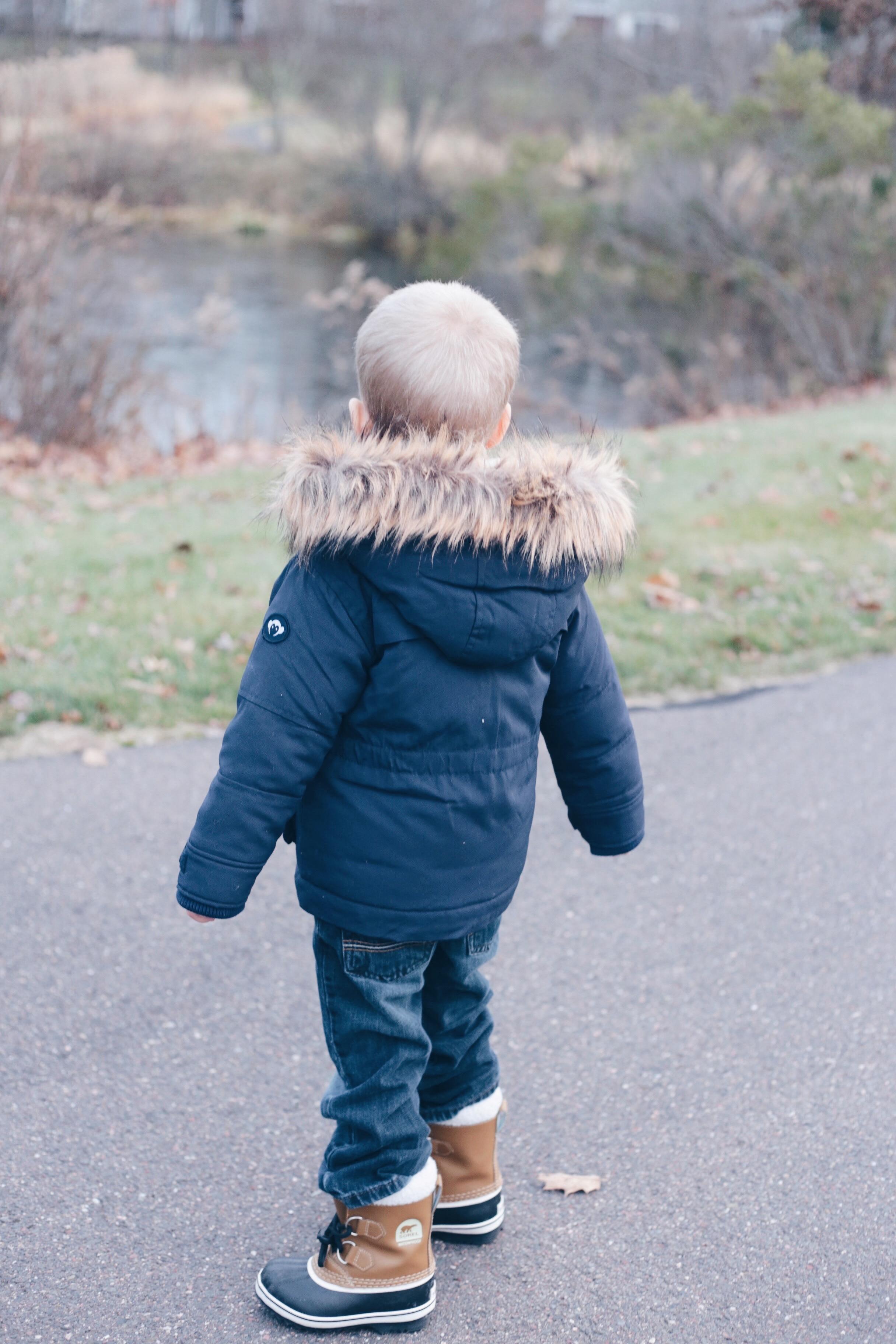 fur trim hooded jackets for the family - toddler boy winter coat on pinteresting plans