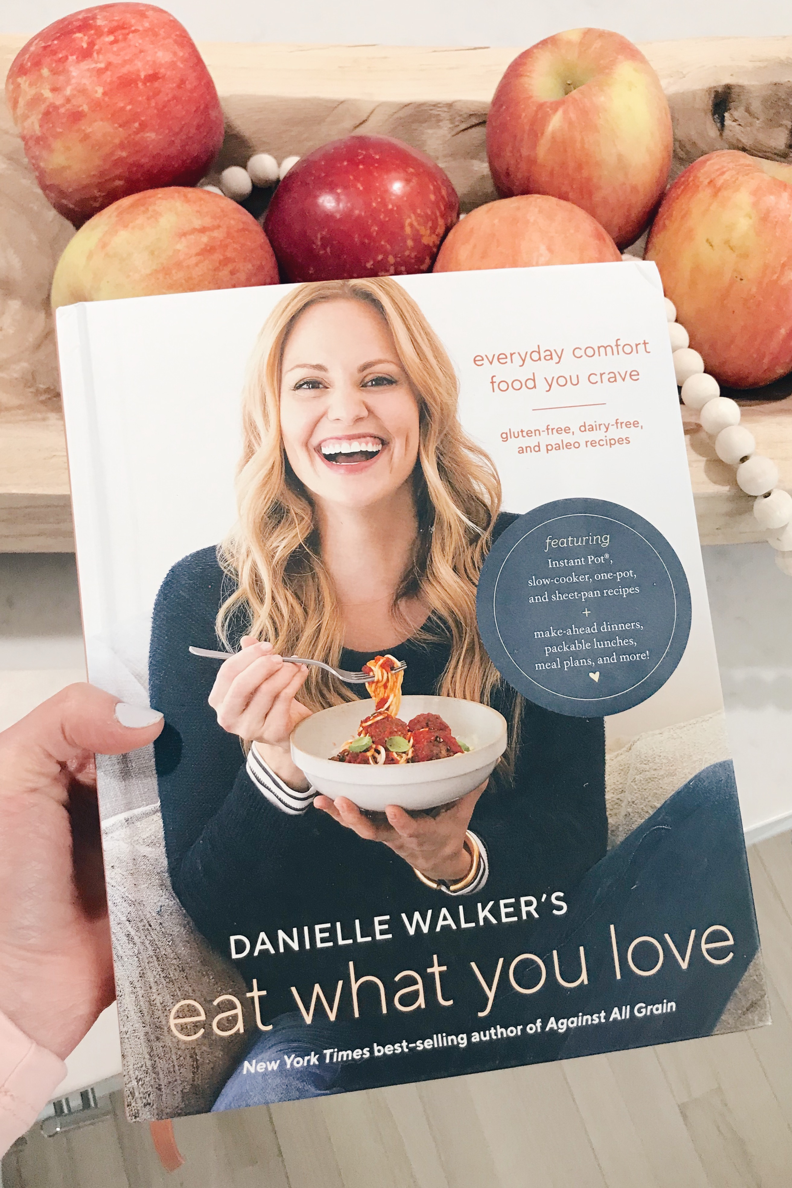 healthy dinner recipes on pinteresting plans blog - danielle walker's book - favorite recipes