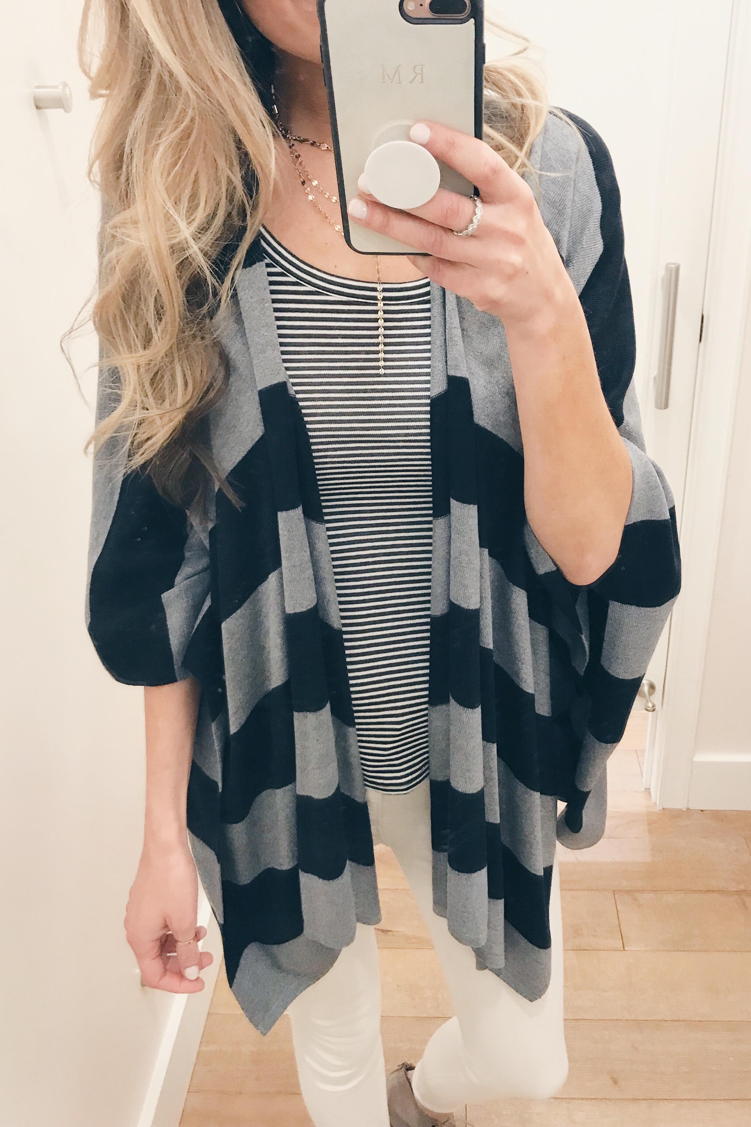 striped travel wrap on sale on pinteresting plans connecticut fashion blog