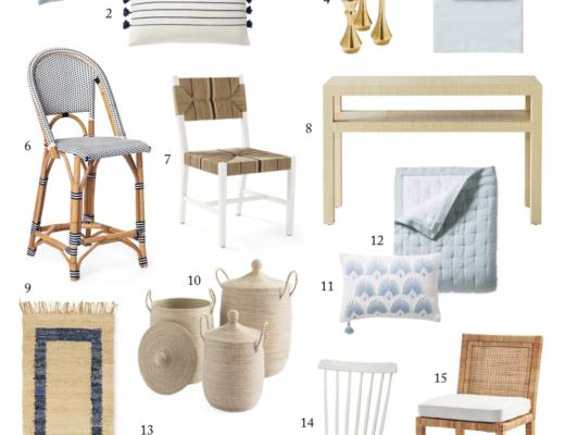 serena and lily spring design event spring sale - pinteresting plans blog
