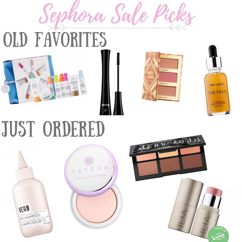 sephora beauty insider spring sale picks - pinteresting plans blog
