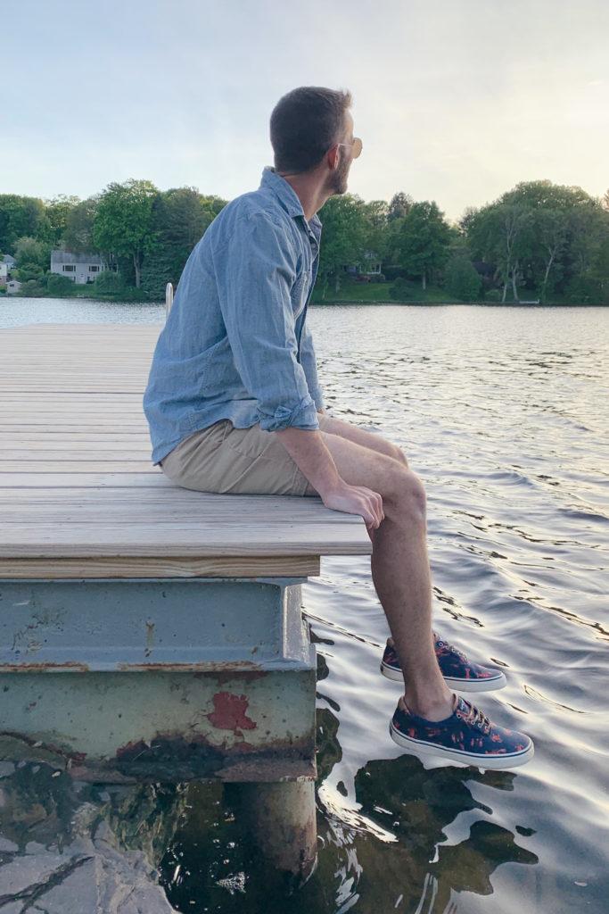 men's summer beach sneakers - pinteresting plans fashion blog