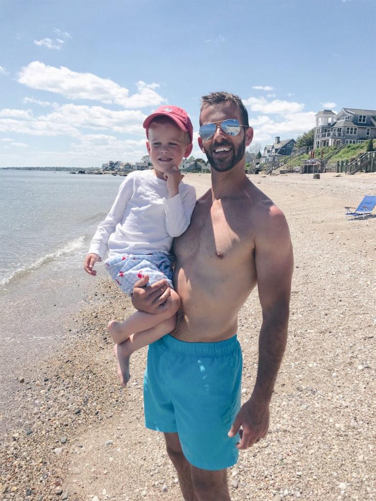 walmart family swimwear - connecticut fashion blogger pinteresting plans and himteresting plans share favorites including this $5 men's bathing suit