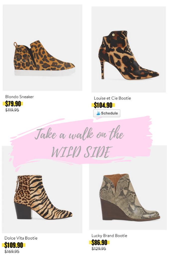 leopard shoe favorites from the nordstrom anniversary sale 2019 - pinteresting plans blog