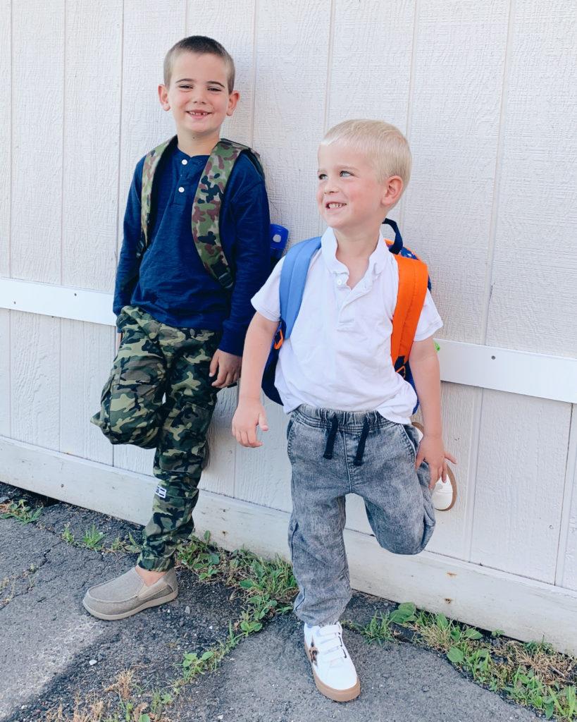 back to school shopping tips for boy moms - pinteresting plans blog