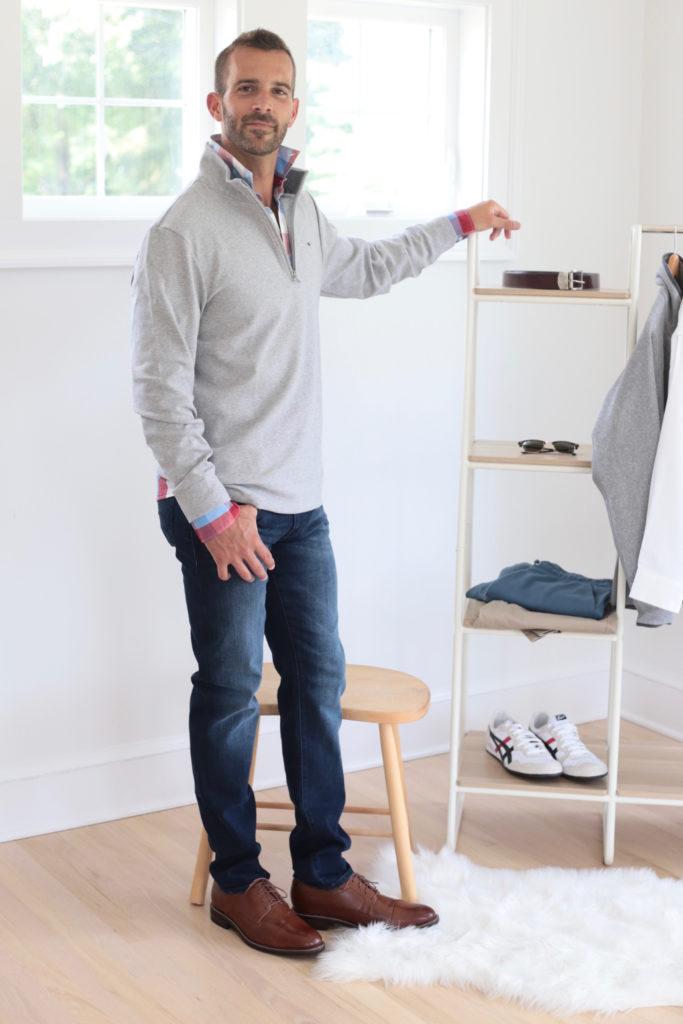 men's fall capsule wardrobe pieces 2019 - men's fall outfits - pinteresting plans fashion blog