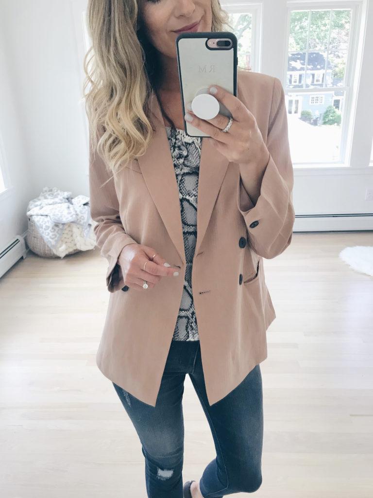 nordstrom anniversary sale 2019 try on - menswear blazer - pinteresting plans blog