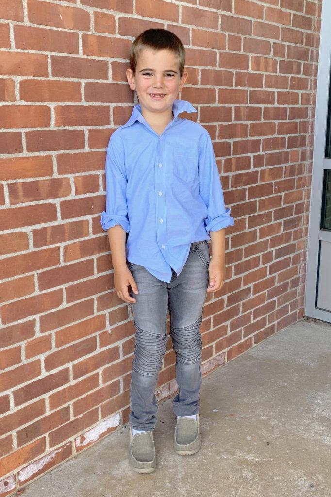 Walmart Back to School Clothing