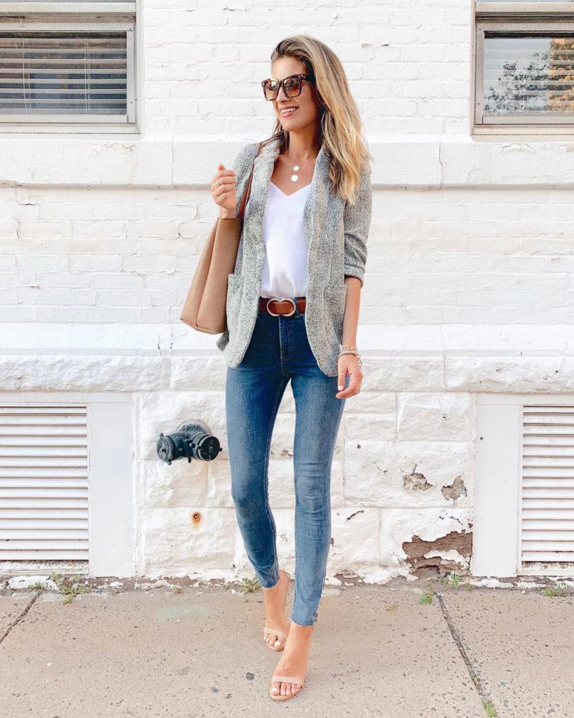 Styling Women's Jeans for Longer Legs | Express Jeans