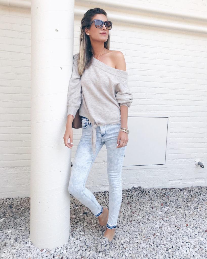 Styling Women's Jeans for Longer Legs | Connecticut Style Blog