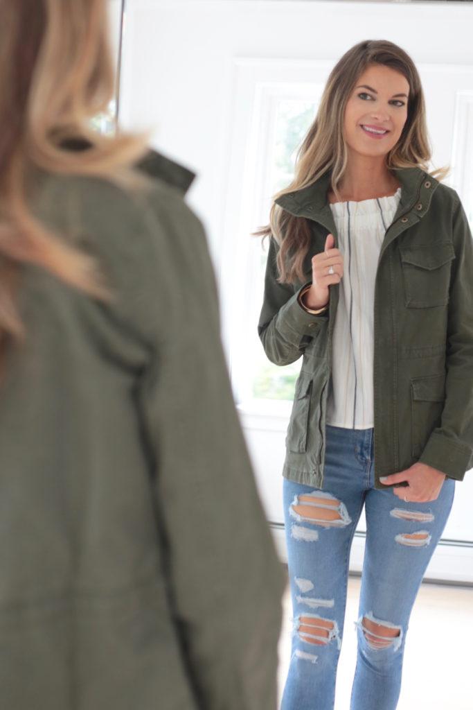 personal stylist for prime wardrobe review - pinteresting plans fashion blog