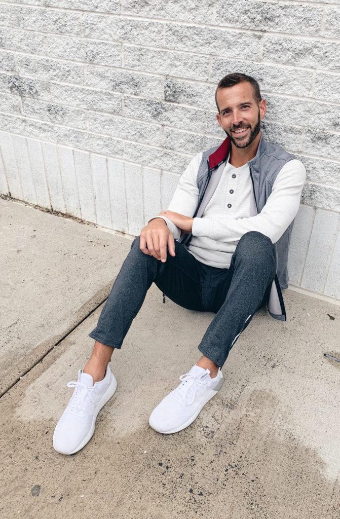mens jockey charcoal grey tapered pants on pinteresting plans blog