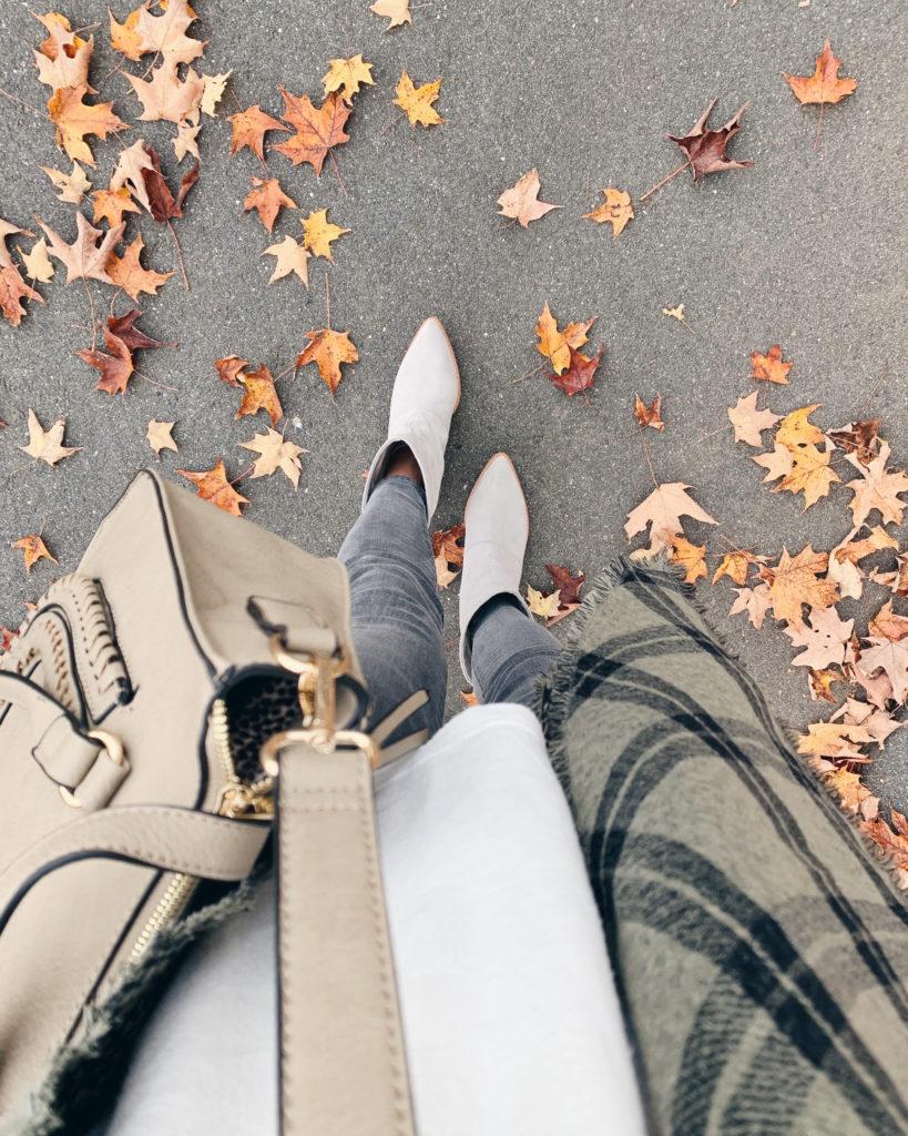 fall footwear - paperbag booties - pinteresting plans fashion blog