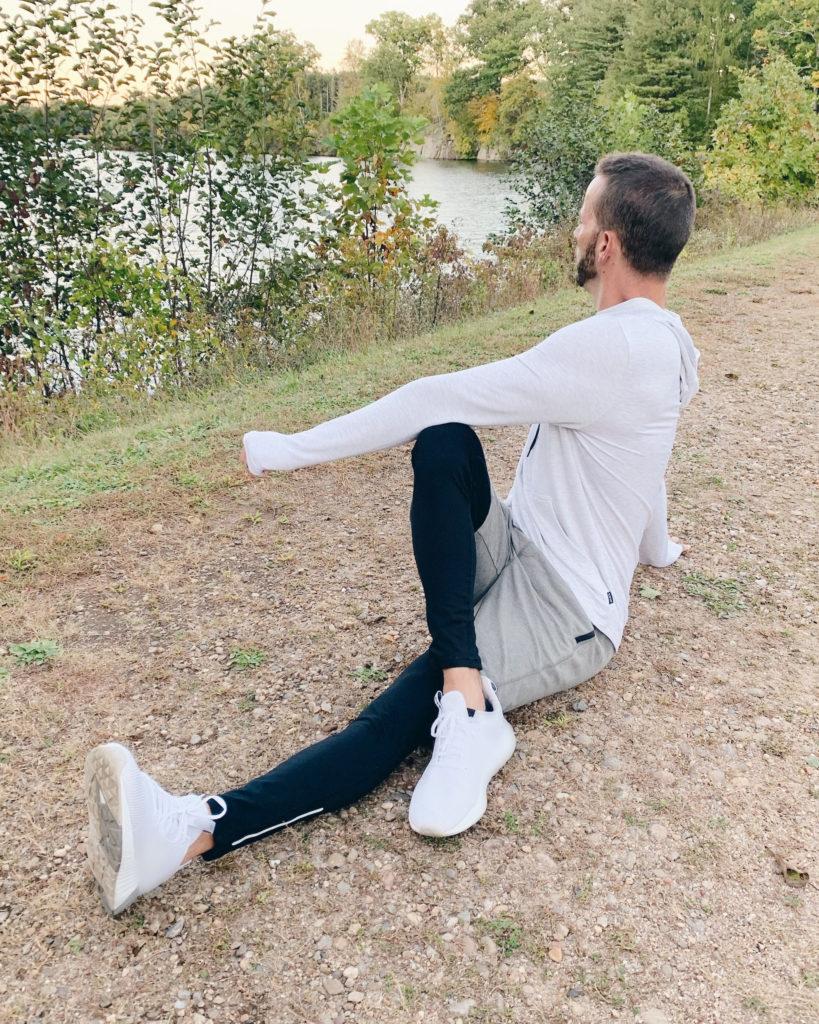 men's black running tights - himterestingplans men's fashion blog